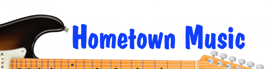 Hometown Music has reopened in Harrisonburg Virginia